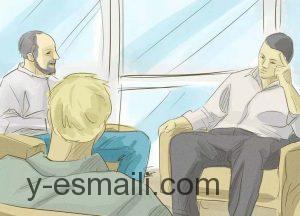 چگونه برای کمک به فرد دچار اختلال وسواس از یک متخصص کمک بگیریم