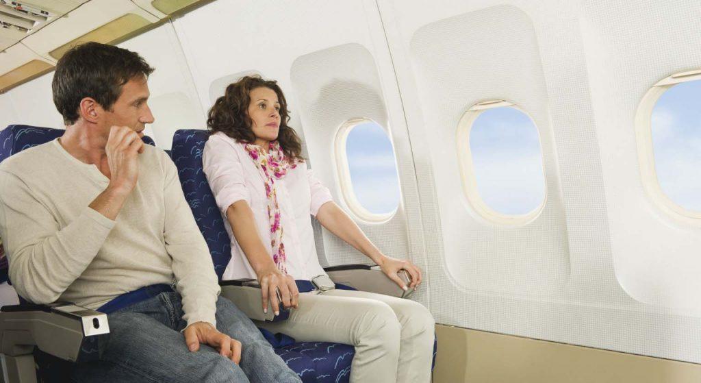 درمان ترس از پرواز - فوبیای پرواز را چطور مهار کنیم