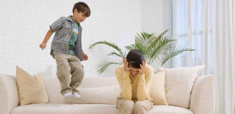 درمان های بیش فعالی در کودکان